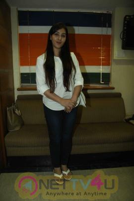 TV Actress Shilpa Shinde Press Conference Stills
