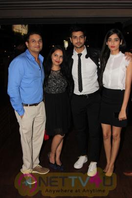 TV Stars At Businessman Mahavir Mehta Son Vanil Birthday Bash Stills