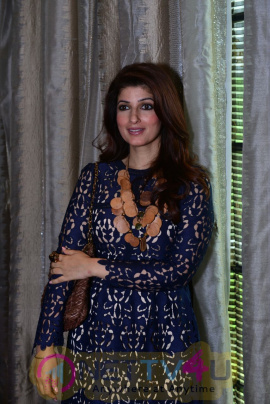 Twinkle Khanna At PC Of Installation Of Fujifilm 50 Micron 3D Mammography Device Hindi Gallery