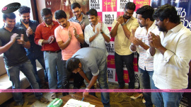 Unakenna Venum Sollu Movie Crew & Cast At Suryan FM