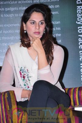 Actress Upasana Kamineni Lovely Images
