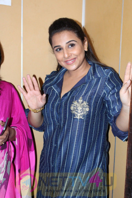 Vidya Balan On Society Magazine Cover Page Launch Photos Hindi Gallery