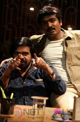 Vijay Sethupathi Kavan Movie Press Release Exclusive Stills