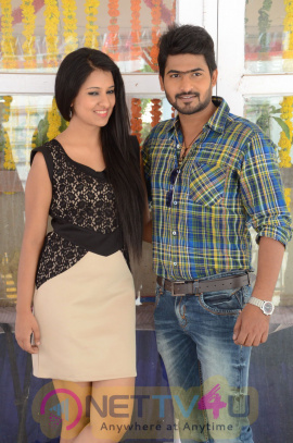Vajralu Kavala Nayana Movie Opening Photos