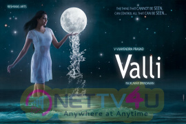 valli movie first look poster