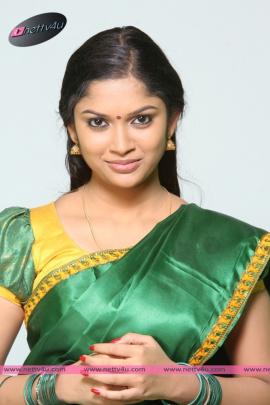 Vandha Mala Movie Heroine Priyanka's Latest Pictures