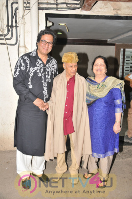 Veteran Music Director Khayyam Celebrates His 90th Birthday Photos Hindi Gallery