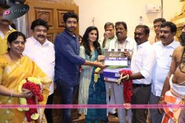 vikra prabhu s veera sivaji movie opening stills