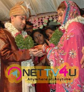 Wedding Photos Of Aarthi Agarwal
