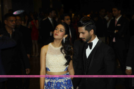 wedding reception of shahid kapoor and mira rajput attended by bollywood celebs