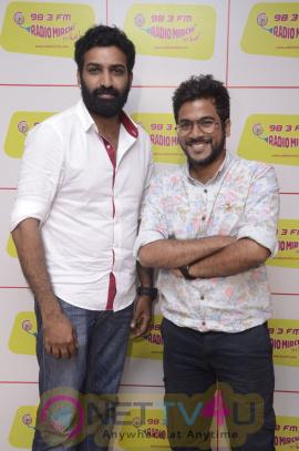 Yevaru Team At Radio Mirchi Attractive Stills Telugu Gallery