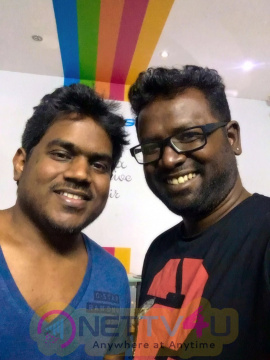Yuvanshankar Raja Ropes In Arunraja Kamaraj For Balloon Tamil Gallery