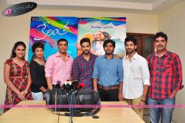 Youthful Romantic Telugu Movie Kerintha Successmeet Photos