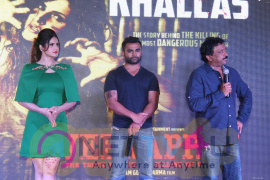 Zareen Khan Launch Upcomimg Song Khallas In Film Veerappan Fanciful Stills Hindi Gallery