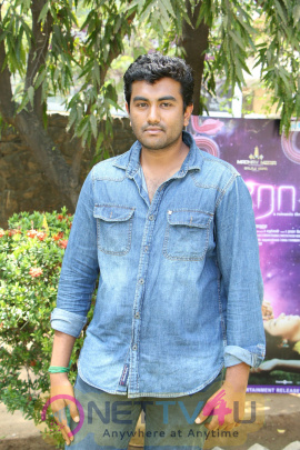 Zero Tamil Movie Press Meet Stills