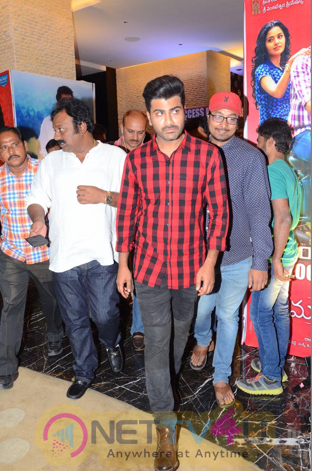 Shatamanam Bhavati Success Meet Excellent Stills