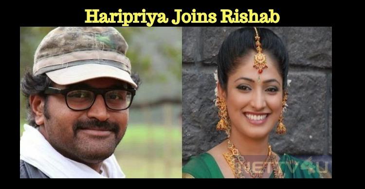 Haripriya Joins The Bell Bottom Team!