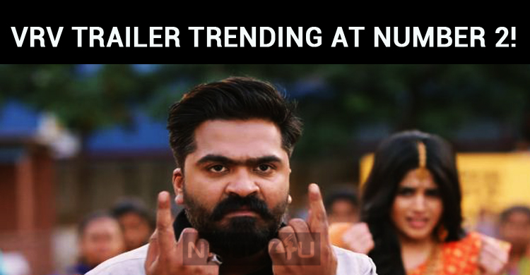 Vantha Rajavathaan Varuven Trailer Hypes Up The Expectations! Trending At Number 2!