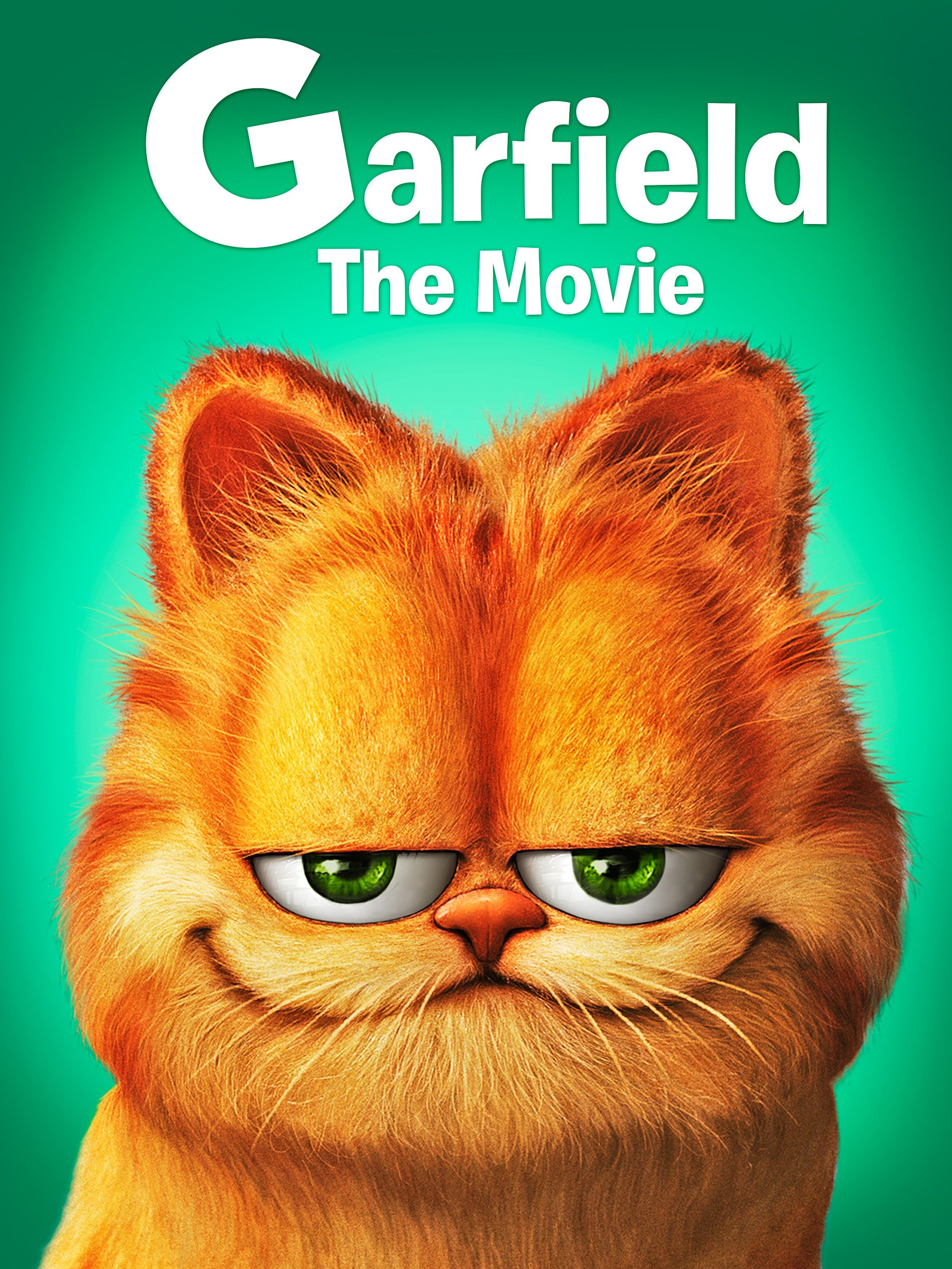 Garfield Movie Review
