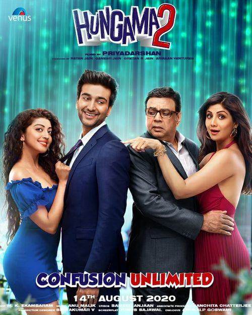 Hungama 2 Movie Review