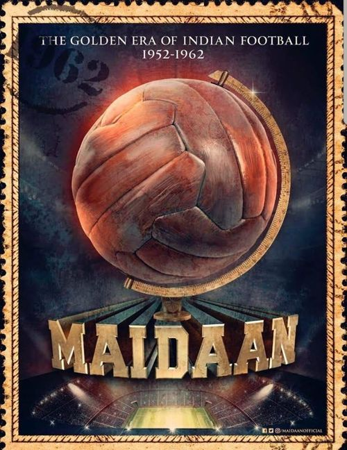 Maidaan Movie Review