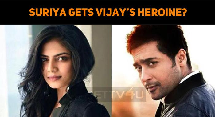 Suriya Gets Vijay's Heroine?