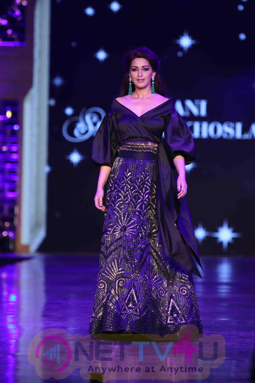 Big B, Alia And Varun Walk The Ramp At 12th Annual Caring With Style Fashion Show  Stills
