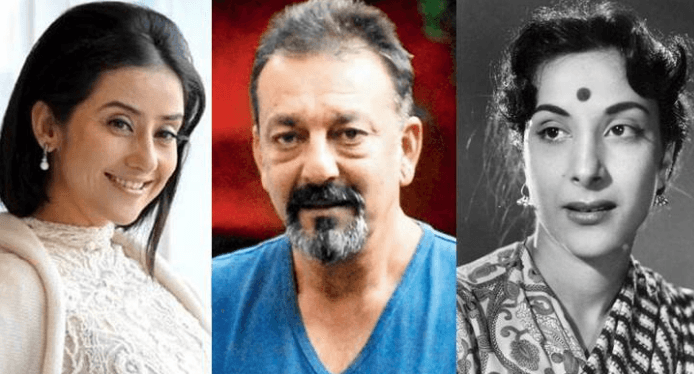 Manisha Koirala Does Nargis In Sanjay Biopic