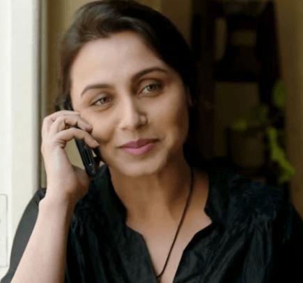 Rani Mukerji Makes A Comeback Through Hichki