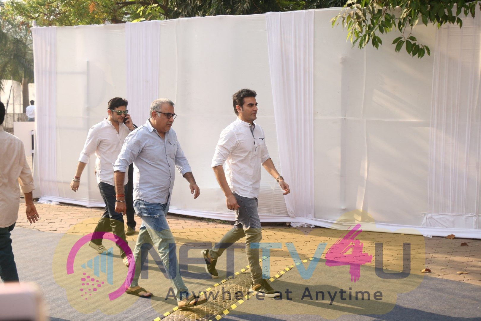 Bollywood Actors Arrive At The Celebration Club