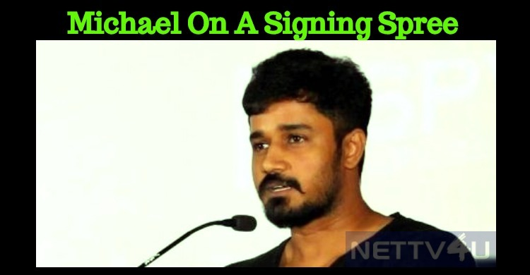 Serial Actor Turned Hero Is On A Signing Spree!