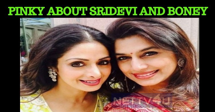 Sridevi's Friend Reveals The Other Side Of The Lady Superstar!