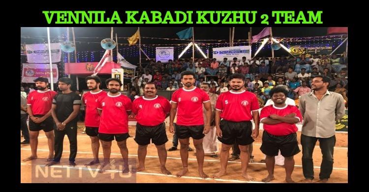 Vennila Kabadi Kuzhu 2 In Its Final Schedule!