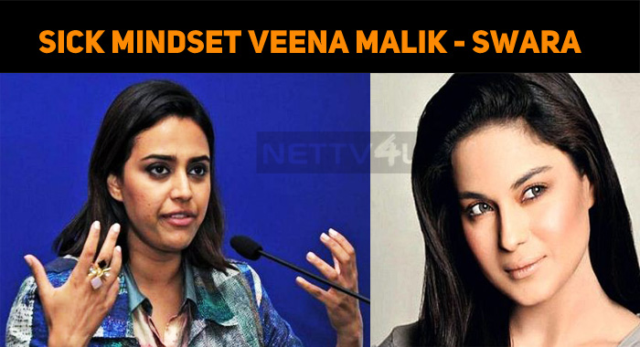 Pakistani Actress Makes Fun Of Abhinandan – Swara Bhaskar Replies Her Tightly