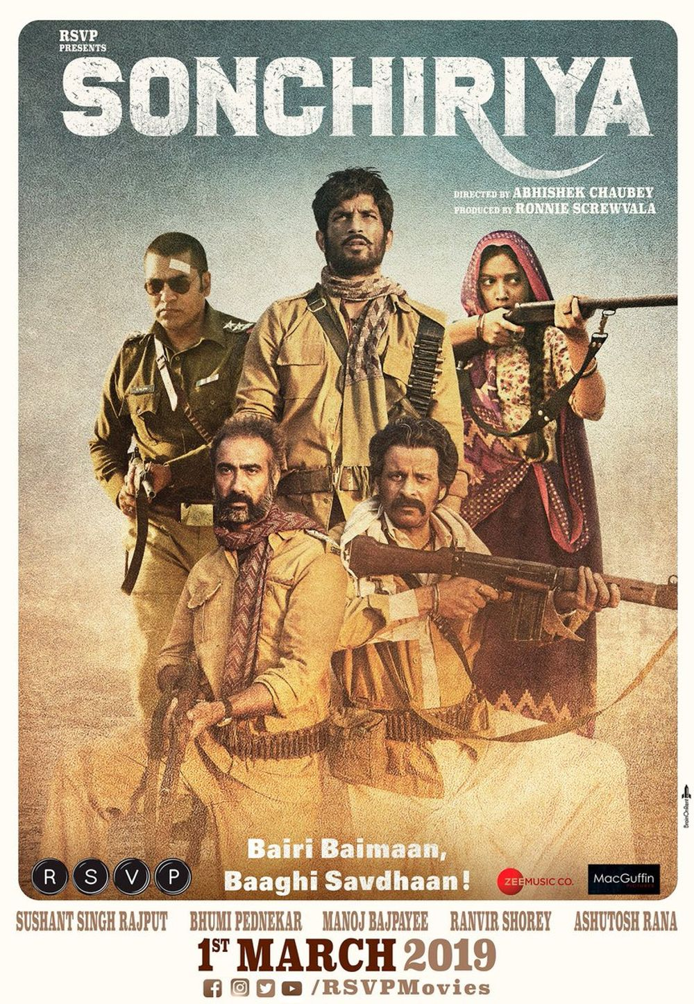 Sonchiriya Movie Review Hindi Movie Review