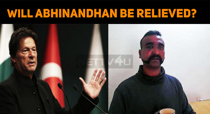 Will Abhinandhan Be Relieved Tomorrow?