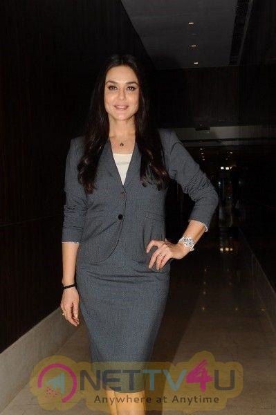 Preity Zinta At Launch Of Nutraceuticals Product For Menopausal Women