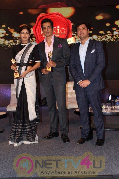 The Iconic Brands Of India 2017 Summit With Shilpa Shetty And Sonu Sood