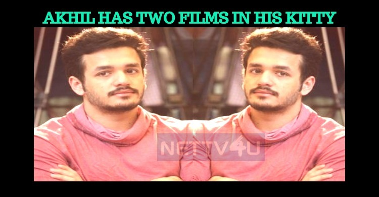 Akhil To Play Under RGV!