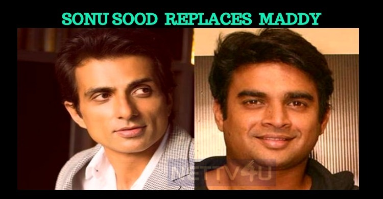 Sonu Sood Replaces Maddy!