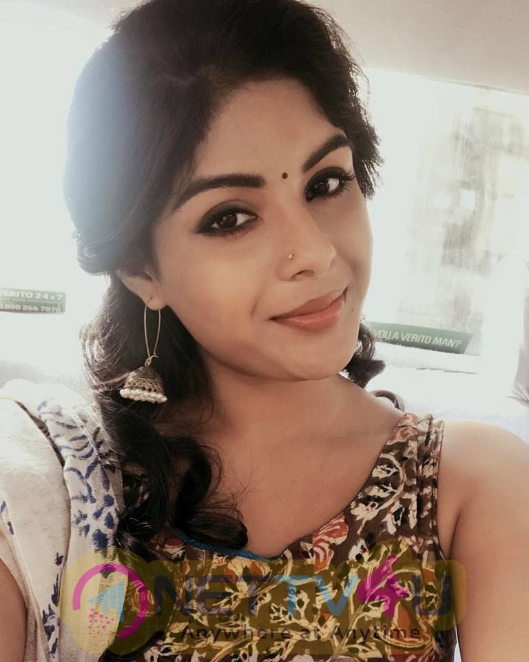 Actress Samyuktha Menon Cute Stills Malayalam Gallery