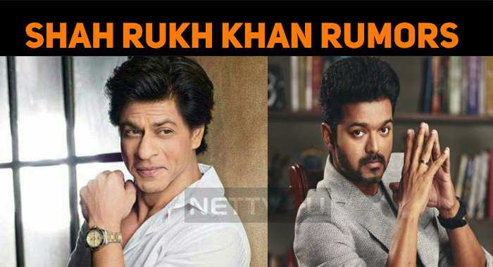 Shah Rukh Khan Rumors In Thalapathy 63 Put To Rest!