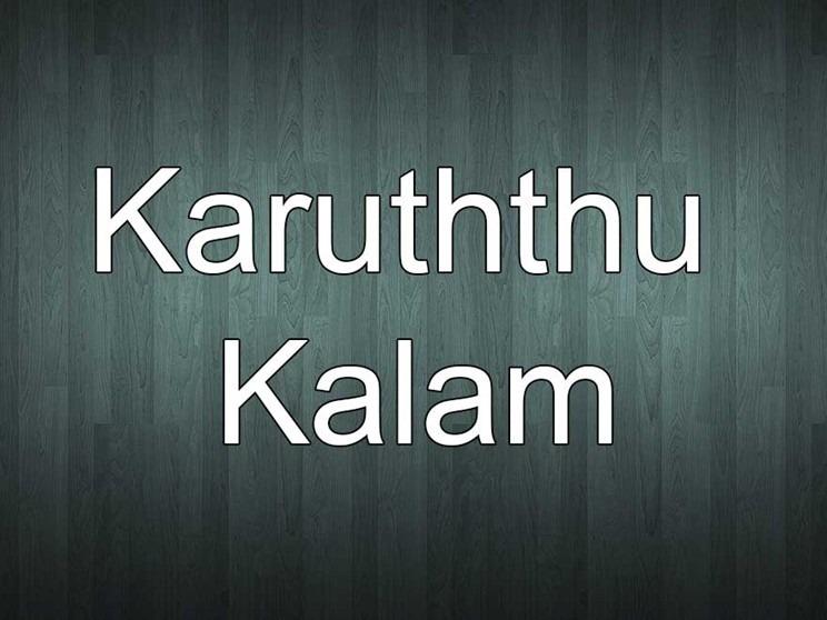 Karuththu Kalam