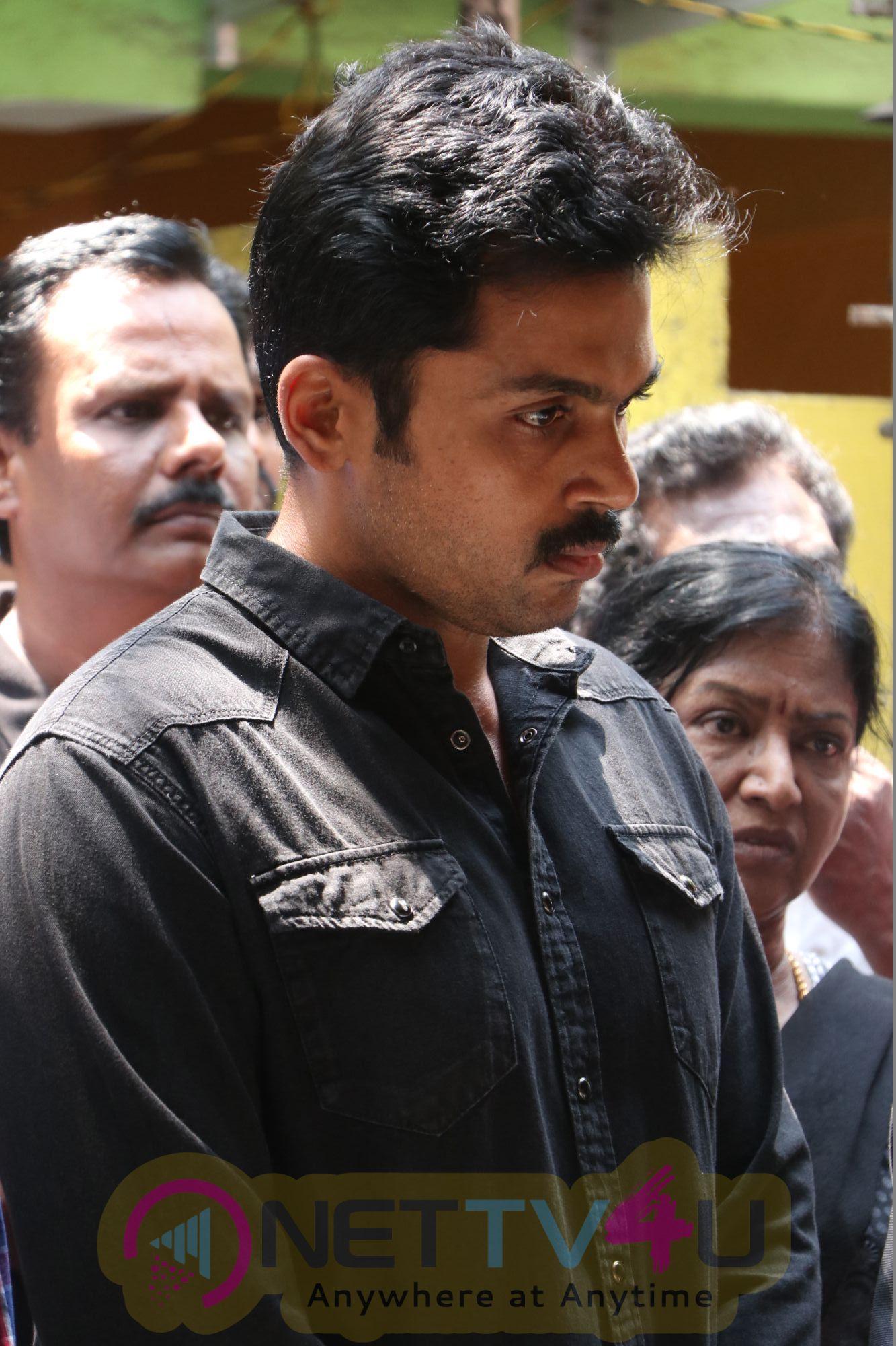 Actor Vinu Chakkaravarthy Passed Away Photos