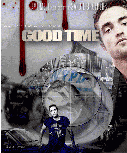 Good Time Movie Review English Movie Review