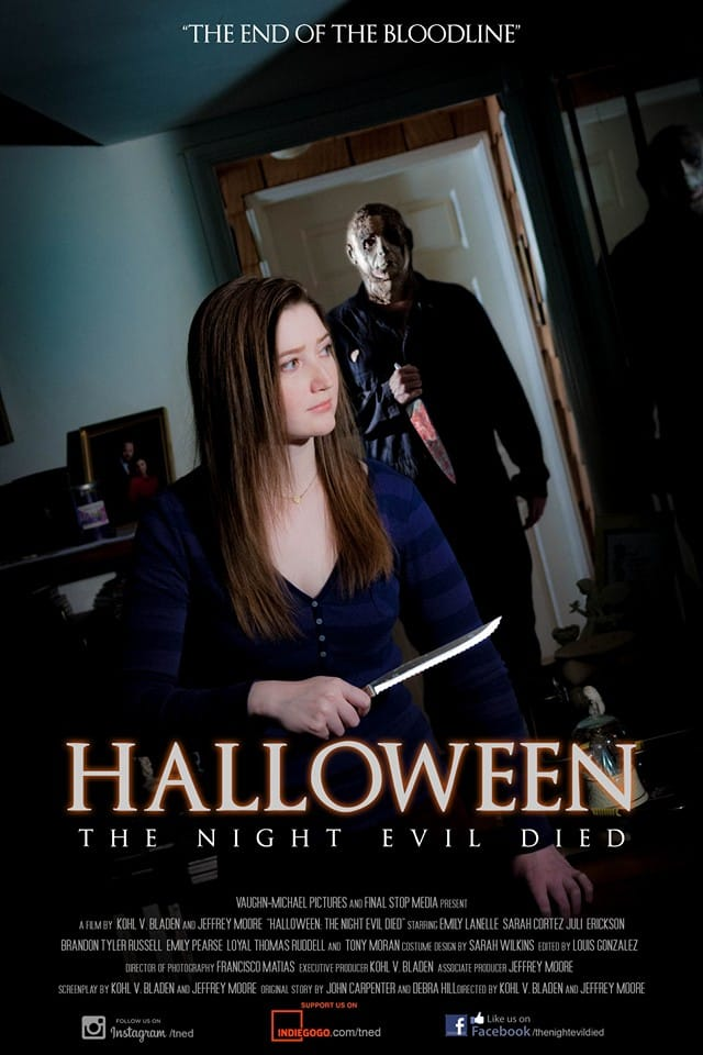 Halloween: The Night Evil Died Movie Review English Movie Review