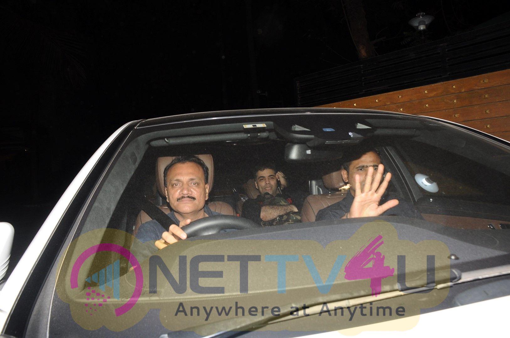 Karan Johar Host Baahubali 2 Screening At YRS