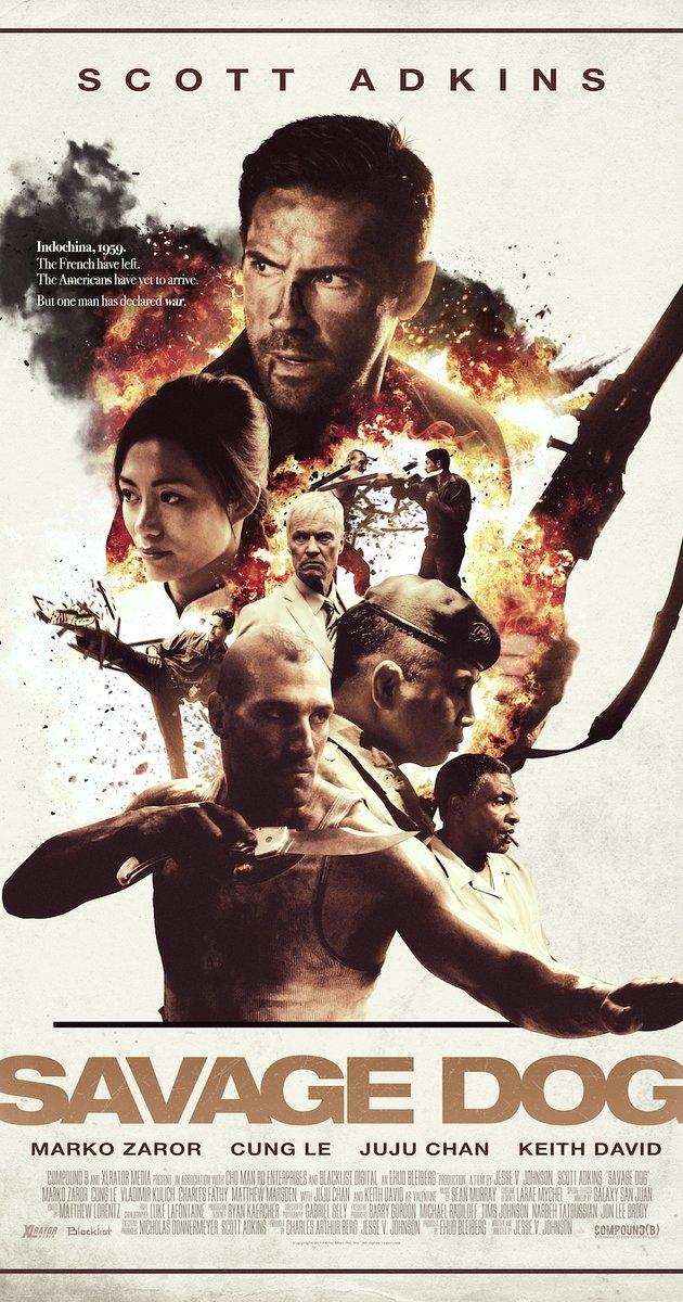 Savage Dog Movie Review English Movie Review