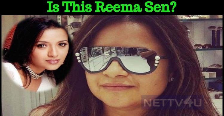 Is This Reema Sen?