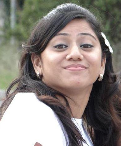 Swetha Subramanian Tamil Actress
